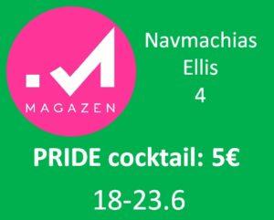 Magazen 2019 Pride offer