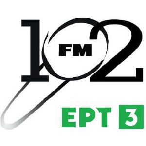 102 fm logo