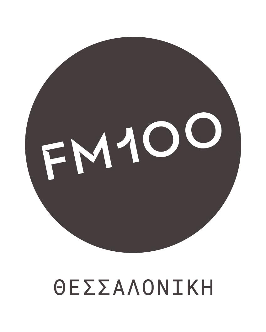 FM100 logo